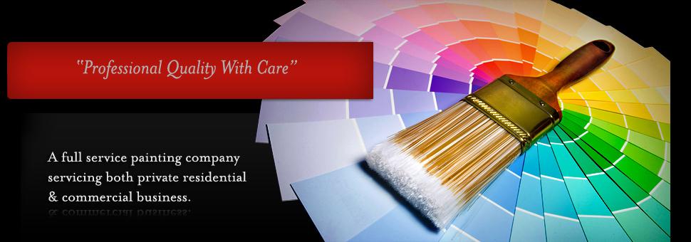 Chicago Illinois Commercial & Residential Painter