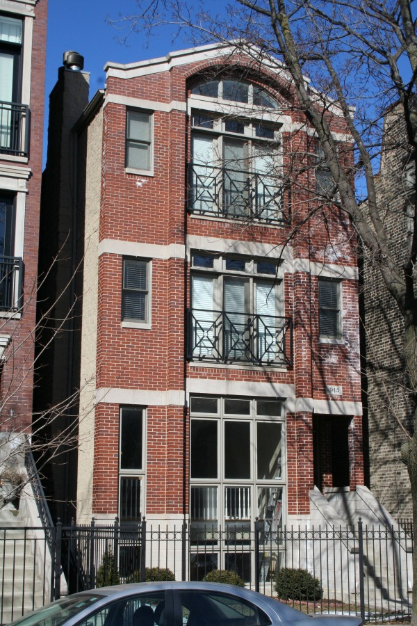 Lincoln Park Exterior Painter Chicago