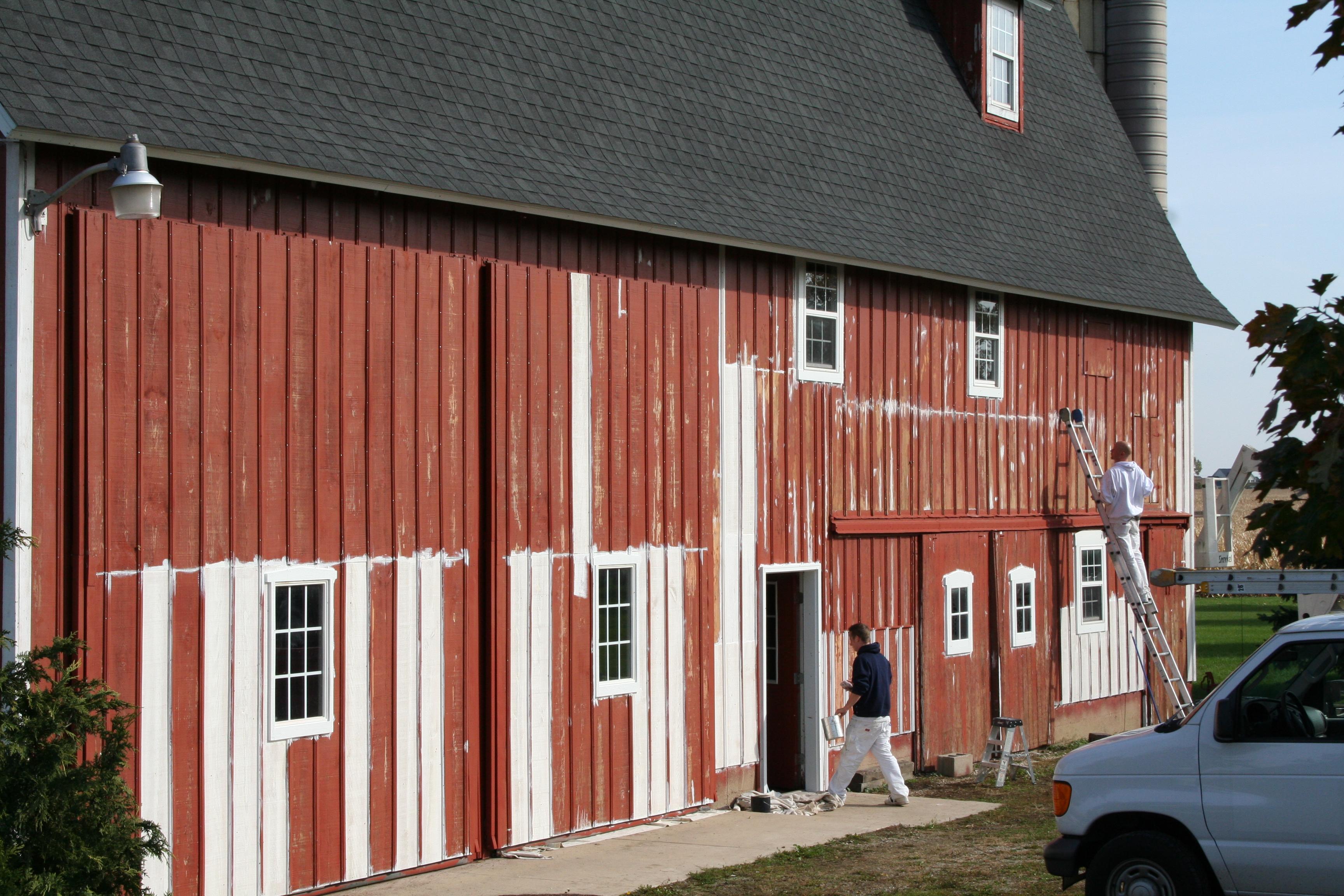 Commercial Building Painter Yorkville