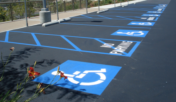 Naperville Il Parking Lot Striping