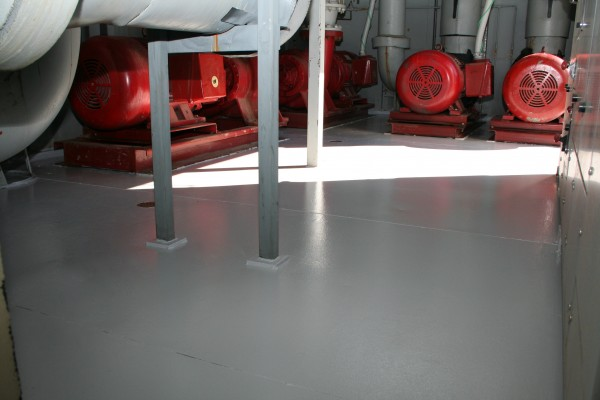 Chicago Steel Floor Painter