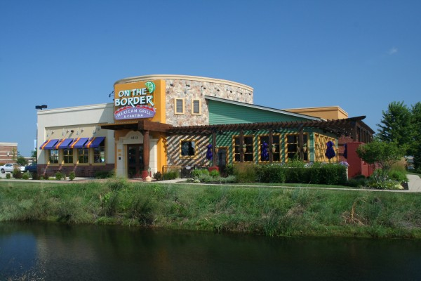 Exterior Restaurant Painting Naperville