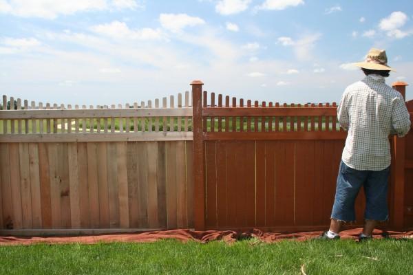 Fence Sealing Montgomery