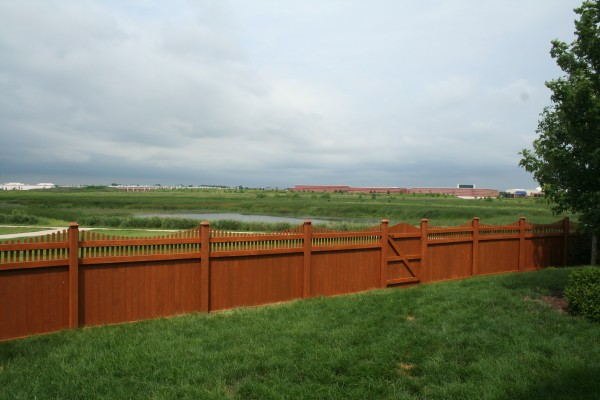 Montgomery Il Fence Staining