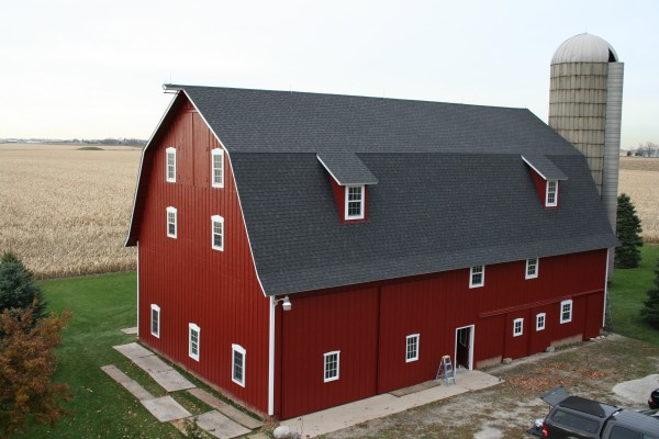 Ottawa IL Barn Painter