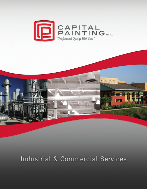 Capital Painting's Catalog 2013