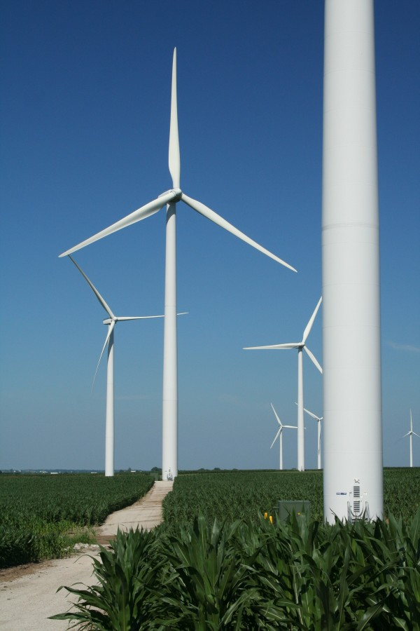 Wind Turbine Painter