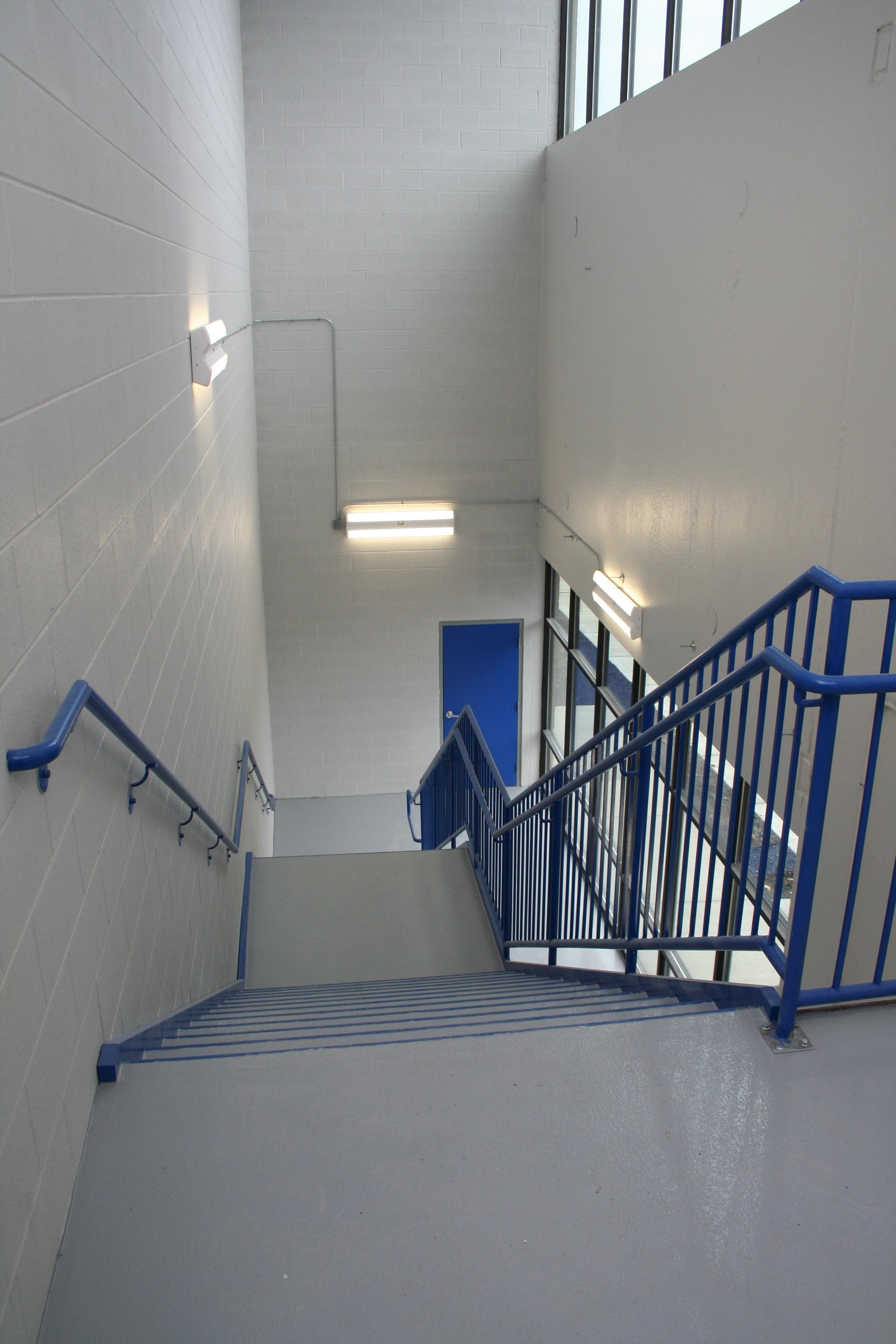 Epoxy Stair Treads Illinois